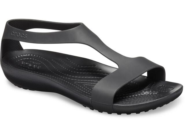 Crocs Serena Chaussures Femme, black/black